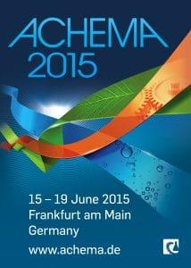 Achema 2015 poster
