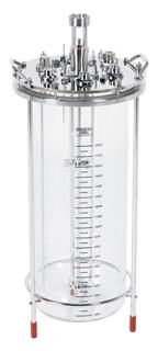 20L glass bioreactor