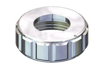 Old style retainer ring for 25mm port