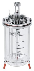 7L glass bioreactor
