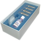 Four Cartridge Kit for OxyProbe II