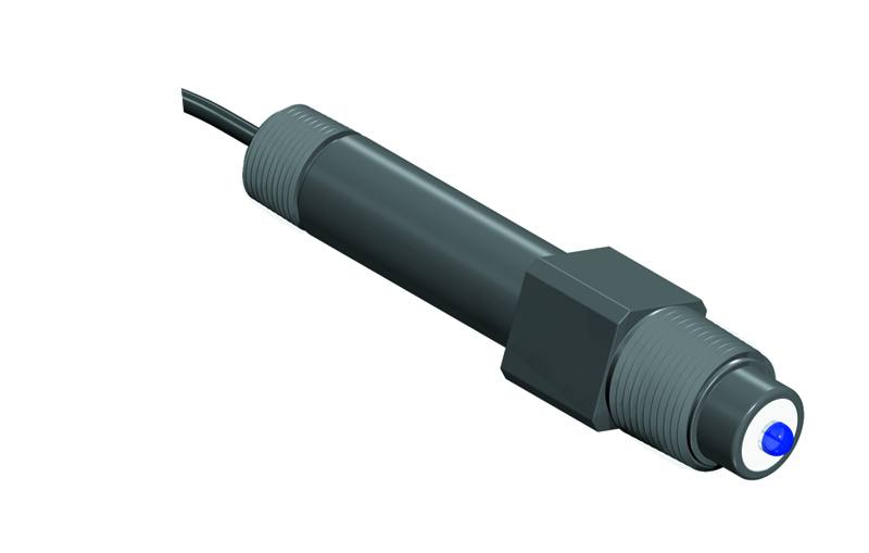 DynaProbe ST973 industrial pH sensor solution ground
