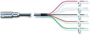 k9 cable ferrule M