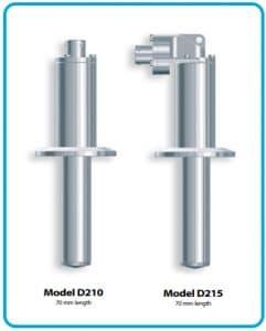 Model D210 Series OxyProbe®D.O. Sensors